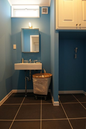 Home-Design-CASTLEE㈱-1F_bathroom